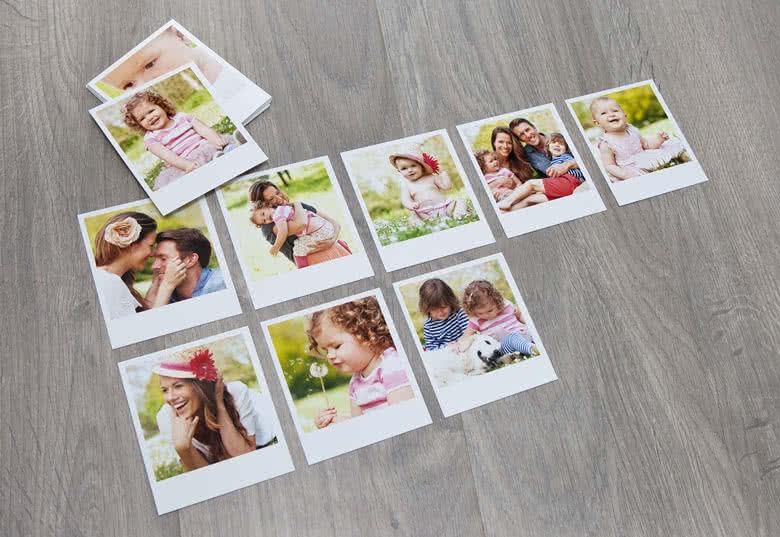 Fotopapper av hög kvalitet med blank yta