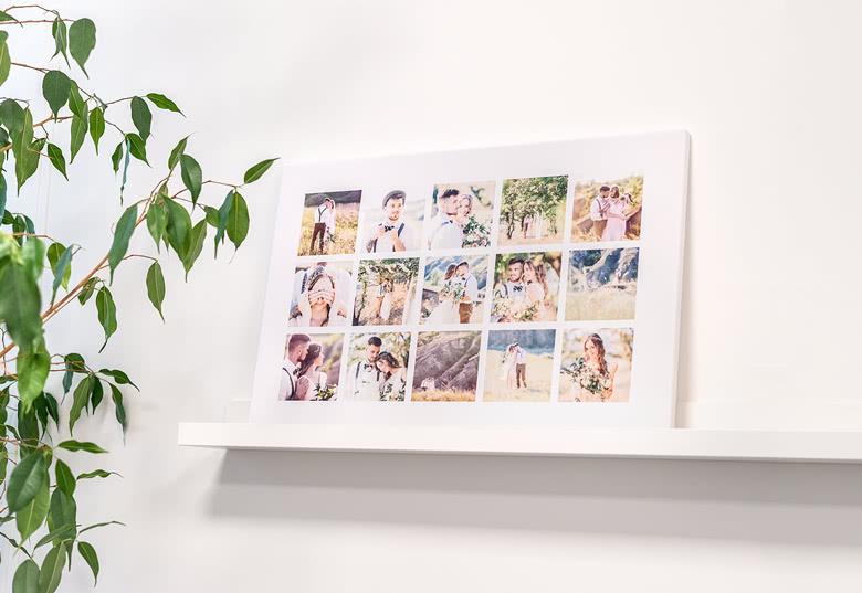 Inred ditt hem med en Fototavla