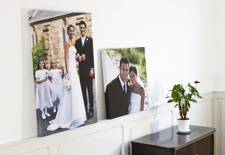 Schmücken Sie Ihre Wände mit Ihren Bildern