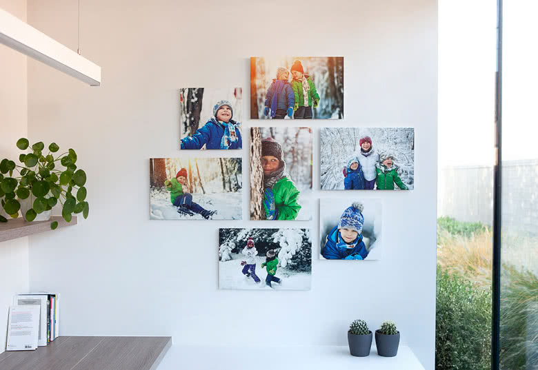 Maak een Meerluik forex fotogalerij