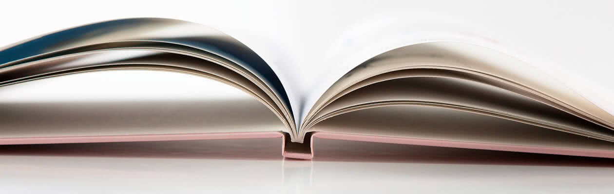 Harde kaft ter bescherming van het boek