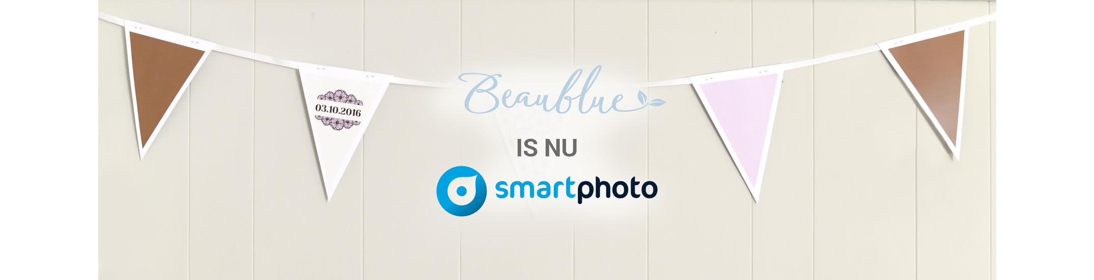Beaublue is nu smartphoto!