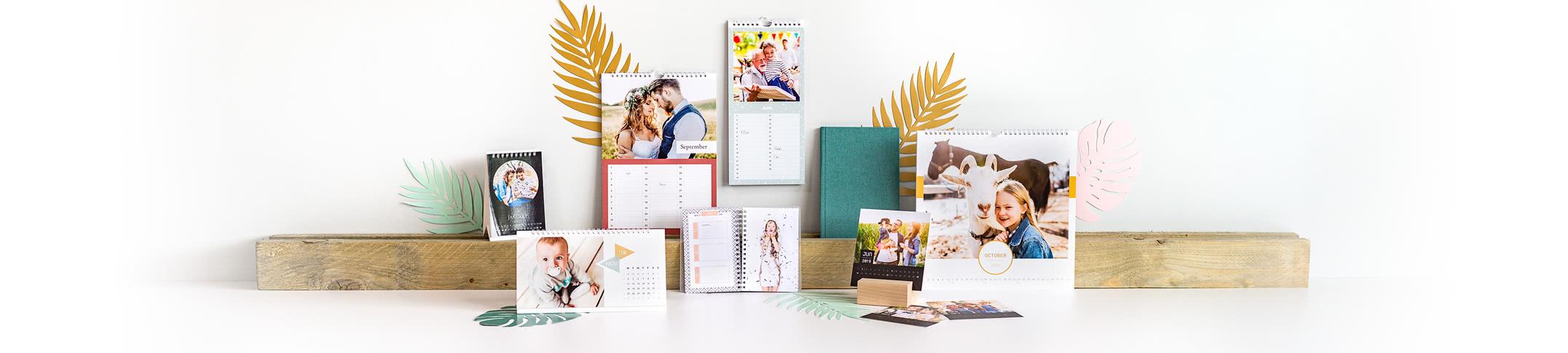 Fotokalenders & Fotoagenda's