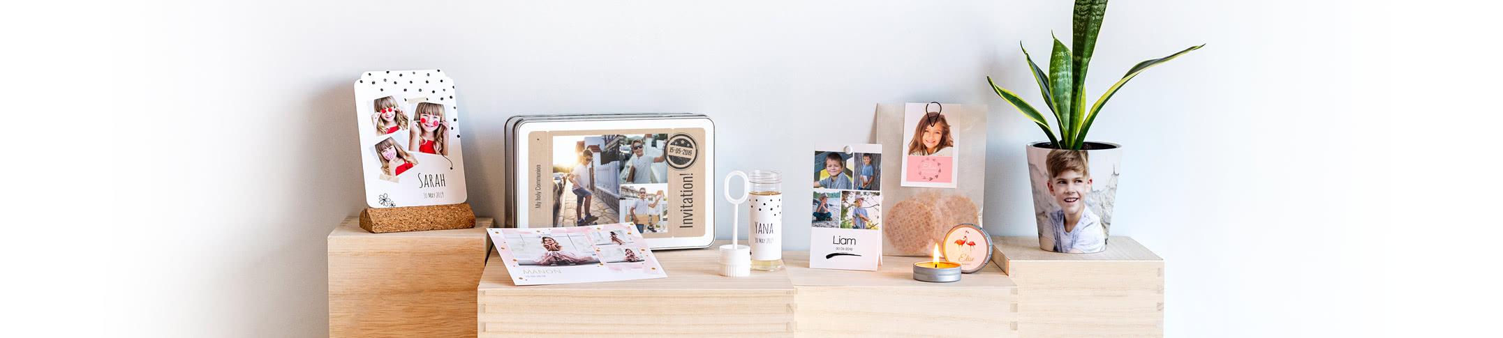Fotopresenter - Den perfekta gåvan till familj och vänner