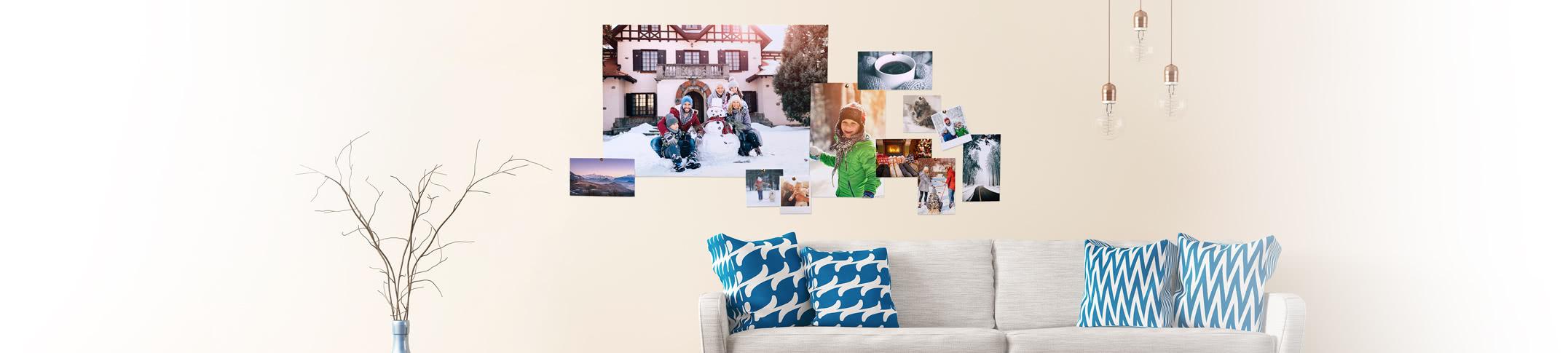 Bilder, Fotoförstoring & Fotohäften