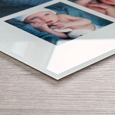 Acrylic Photo Collage